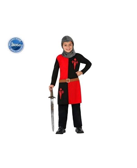 deguisement 10 12ANS chevalier médiéval