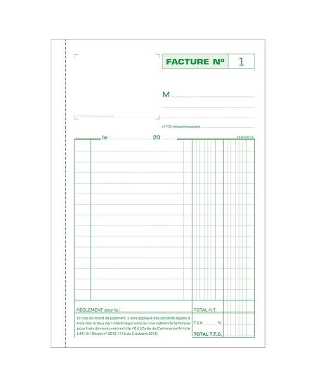 manifold factures tripli 21x14.8cm