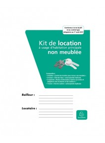 kit de location non meublée