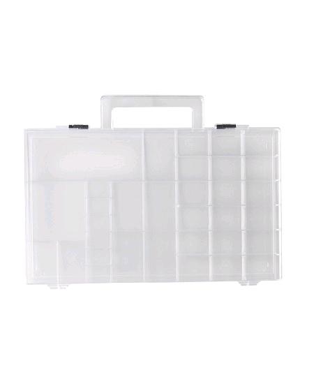 boite perlesx33 dans boite de rangement