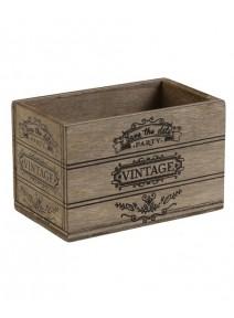 cagettesx2 vintage naturel