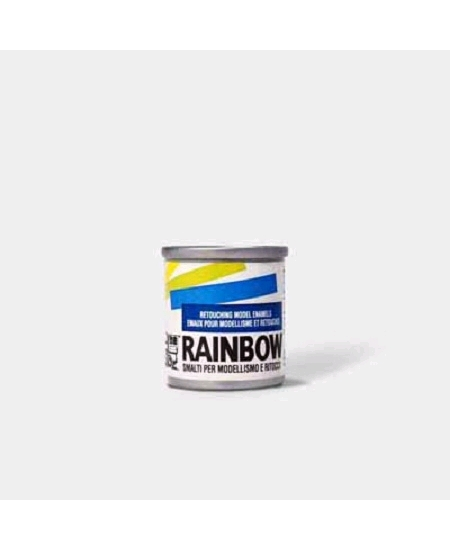 peinture maquette 17ml orange rainbow