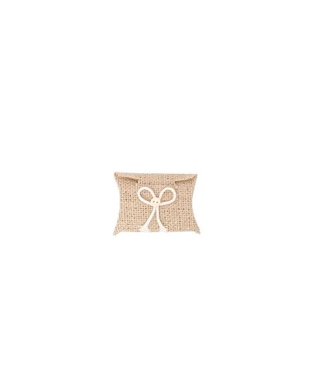 sacs jutex4 naturel avec noeud