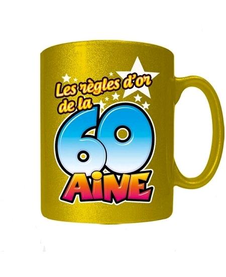 mug or de la 60AINE