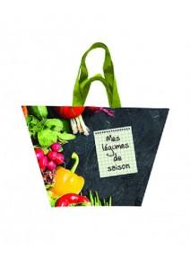 sac cabas 32+23x37cm/30L fruits