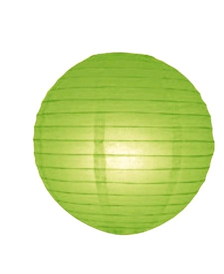 boule japonaise D30cm vert anis