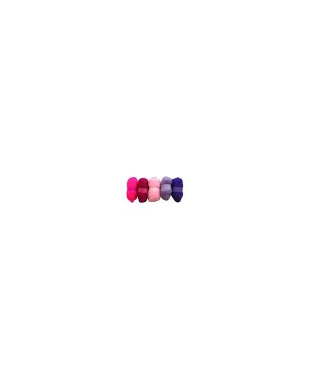 lainesx5/100grs rose parme