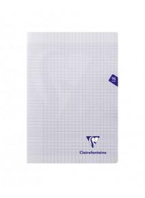 cahier 96pages/21x29.7cm transparent