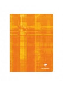 cahier 96pages/24x32cm orange