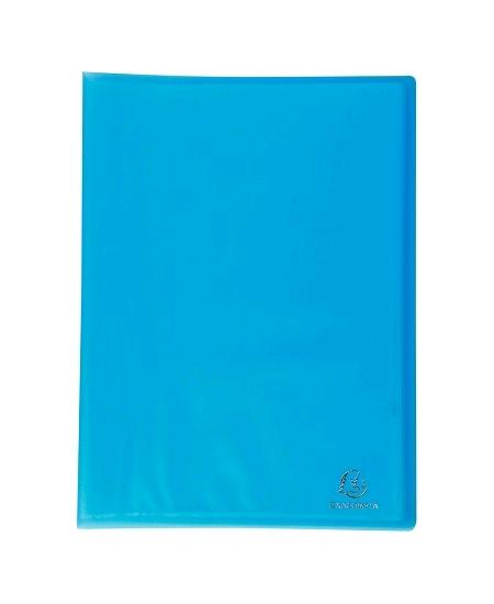porte vuesx20 pochettes turquoise