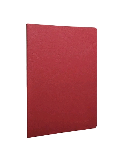 cahier rouge 96pages 90grs A4 age bag
