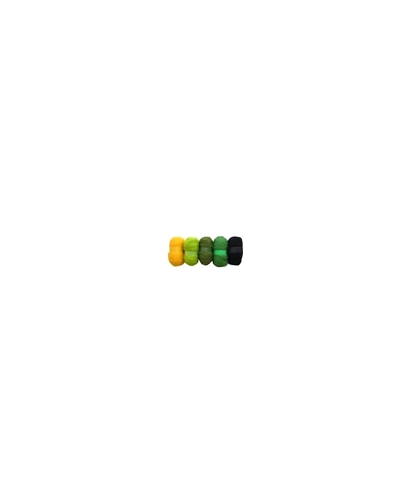 lainesx5/100grs vert jaune