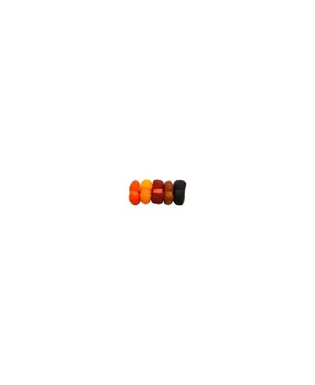 lainesx5/100grs orange marron