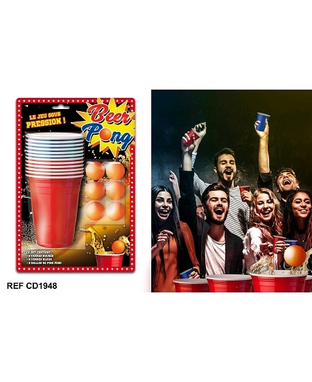 jeu beer pong