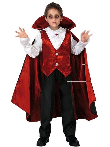 deguisement 7 9ANS vampire