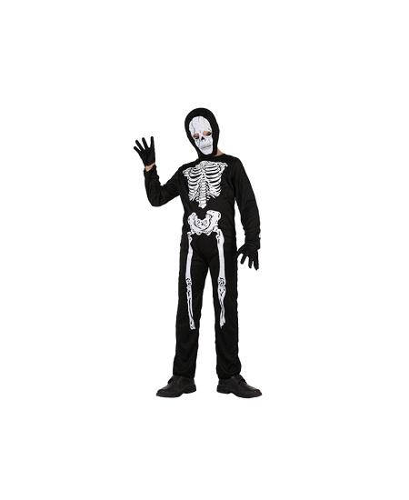 deguisement 7 9ANS squelette