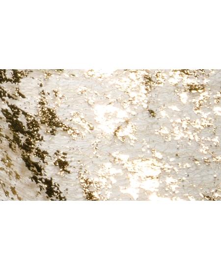 chemin de table 5Mx29cm or éclats