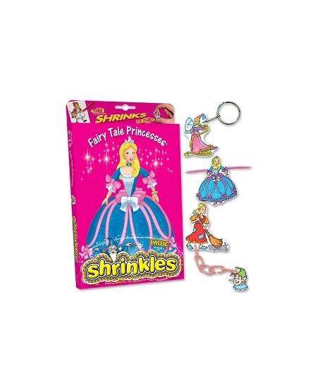 kit plastique dingue princesses