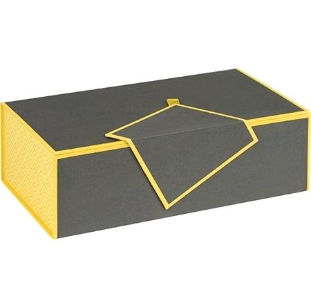 boîte rectangulaire 31.5x18x10cm aimanté