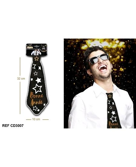 cravate Bonne Année