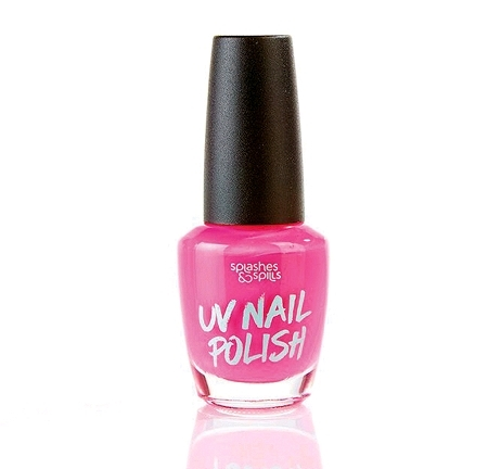 vernis à ongles rose fluo 13ml