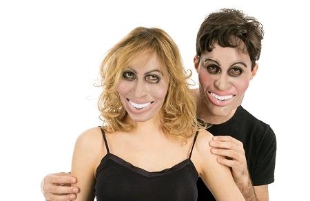 masque femme nightmare