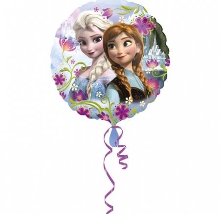 ballon reine des neiges 43cm