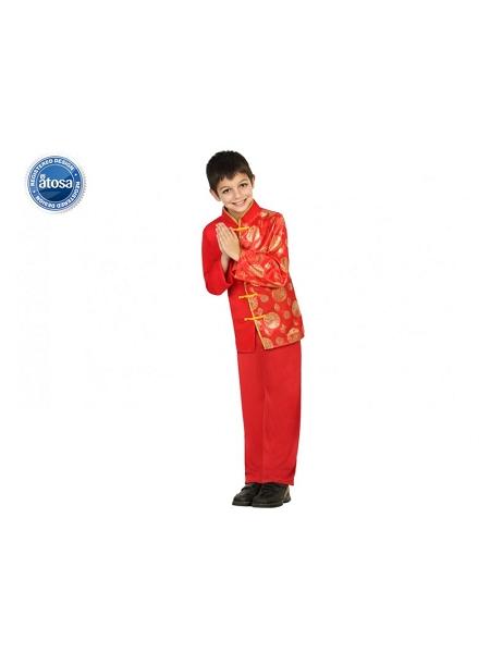deguisement 7 9ANS chinois