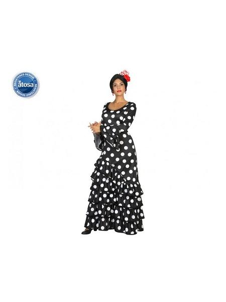 deguisement M L danseuse flamenco