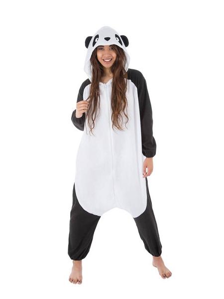 deguisement 1M40 panda